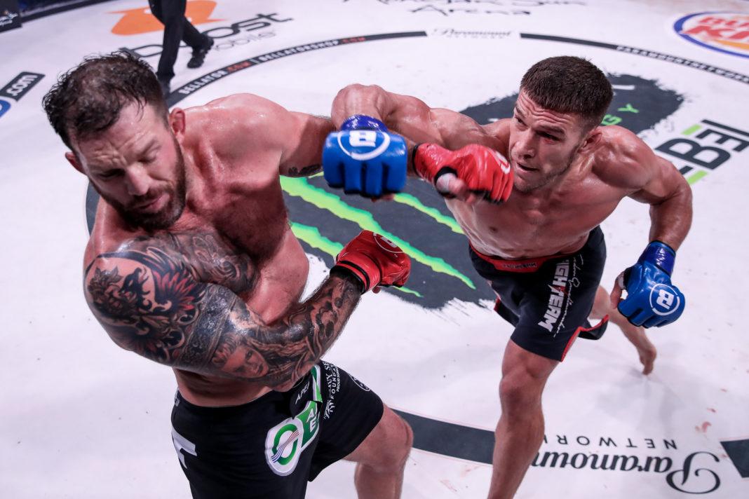 Вадим Немков финишировал Райана Бейдера и стал чемпионом Bellator