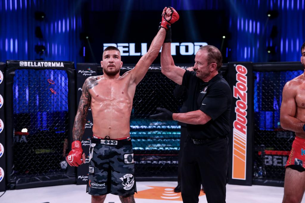 Ярослав Амосов - о победе на Bellator 244 и потенциальном бое с Джоном Фитчем