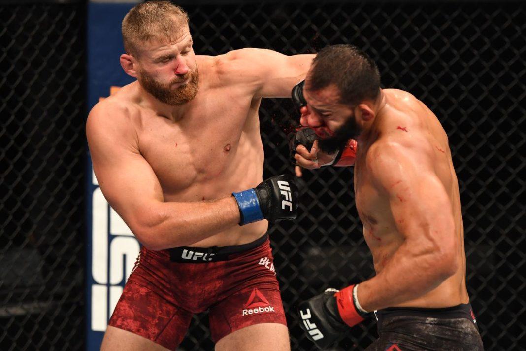 Результаты UFC 253: Ян Блахович нокаутировал Доминика Рейеса и стал чемпионом полутяжелого дивизиона