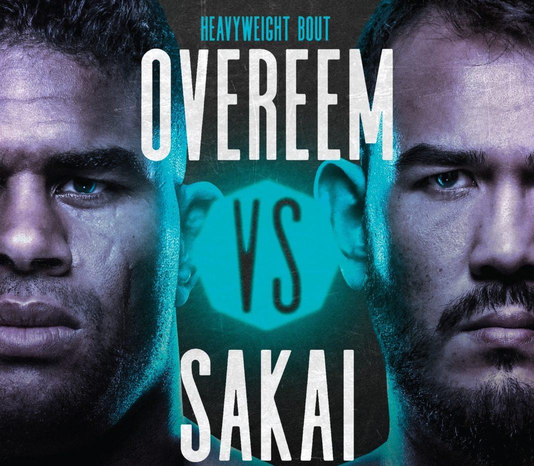 Кард турнира UFC Fight Night 176: Оверим - Сакаи