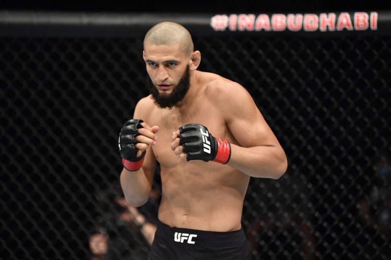 Хамзат Чимаев может возглавить турнир UFC