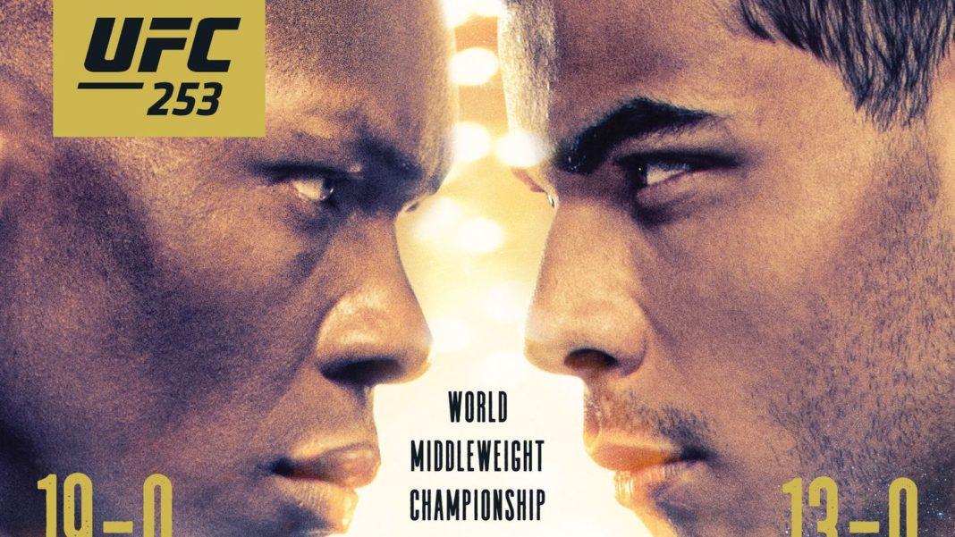 Кард турнира UFC 253: Адесанья - Коста, Рейес - Блахович
