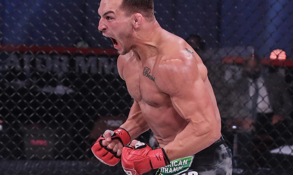 Майкл Чендлер подписал контракт с UFC, станет запасным бойцом поединка Хабиб - Гэтжи