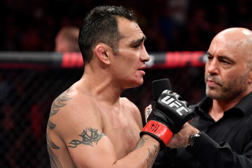 Тони Фергюсон настаивает на том, чтобы UFC организовали ему бой с Дастином Порье