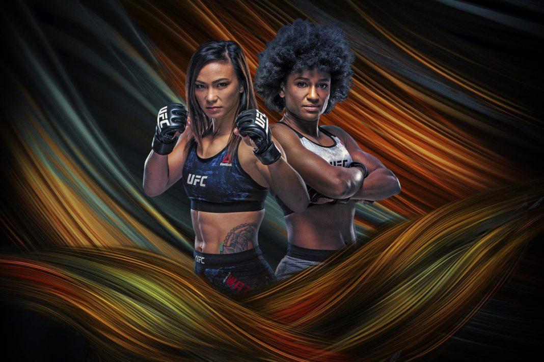 Результаты турнира UFC Fight Night 177: Уотерсон - Хилл