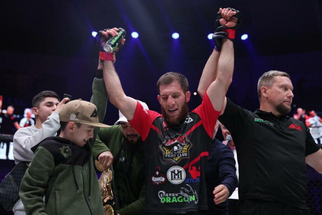 Результаты турнира ACA 111: Абдулвахабов - Сарнавский, Раисов - Резников