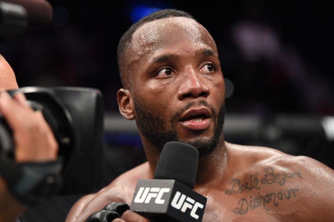 Леон Эдвардс бросил вызов Хамзату Чимаеву, после того как был исключен из рейтингов UFC