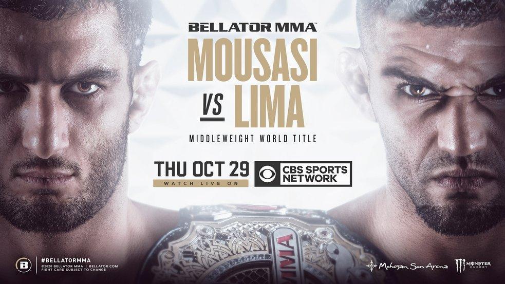 Кард турнира Bellator 250: Мусаси - Лима