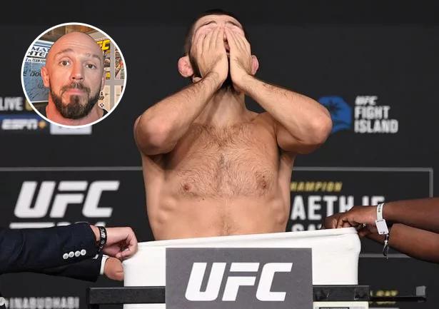 Известный ММА-диетолог считает, что Хабиб Нурмагомедов не сделал вес перед UFC 254