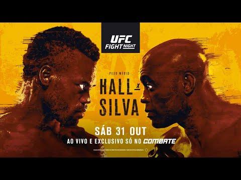 Кард турнира UFC Fight Night 181: Холл - Сильва