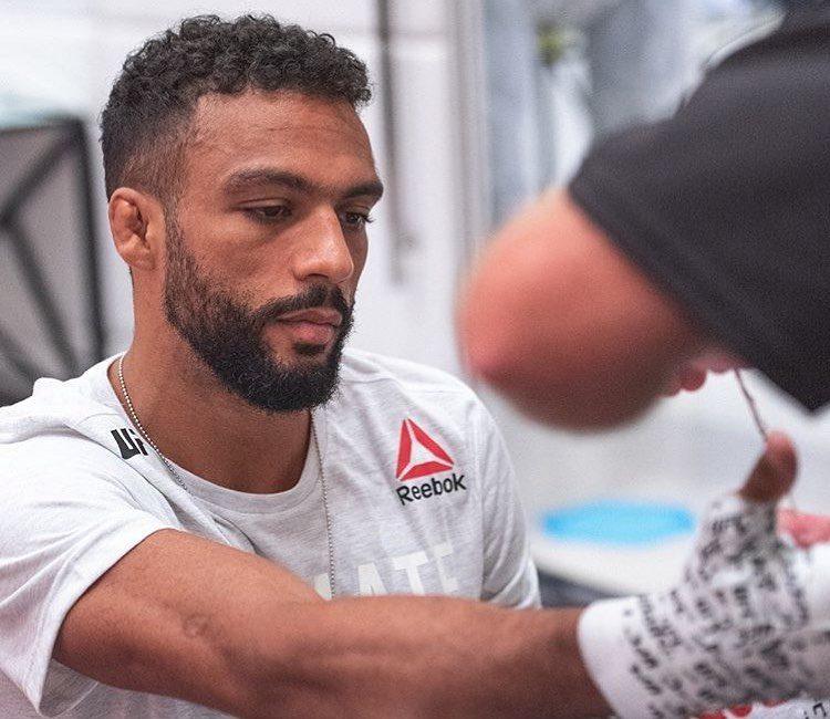 Эдсон Барбоза готов подраться с Забитом Магомедшариповым в своем последнем поединке по контракту с UFC