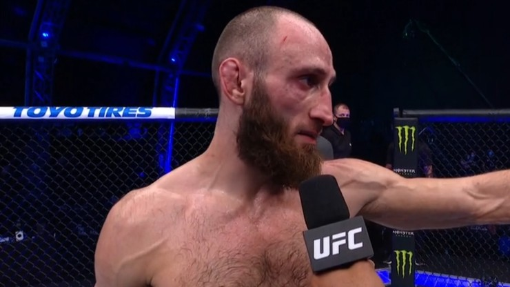 Гурам Кутателадзе готов подраться с Исламом Махачевым на UFC 254