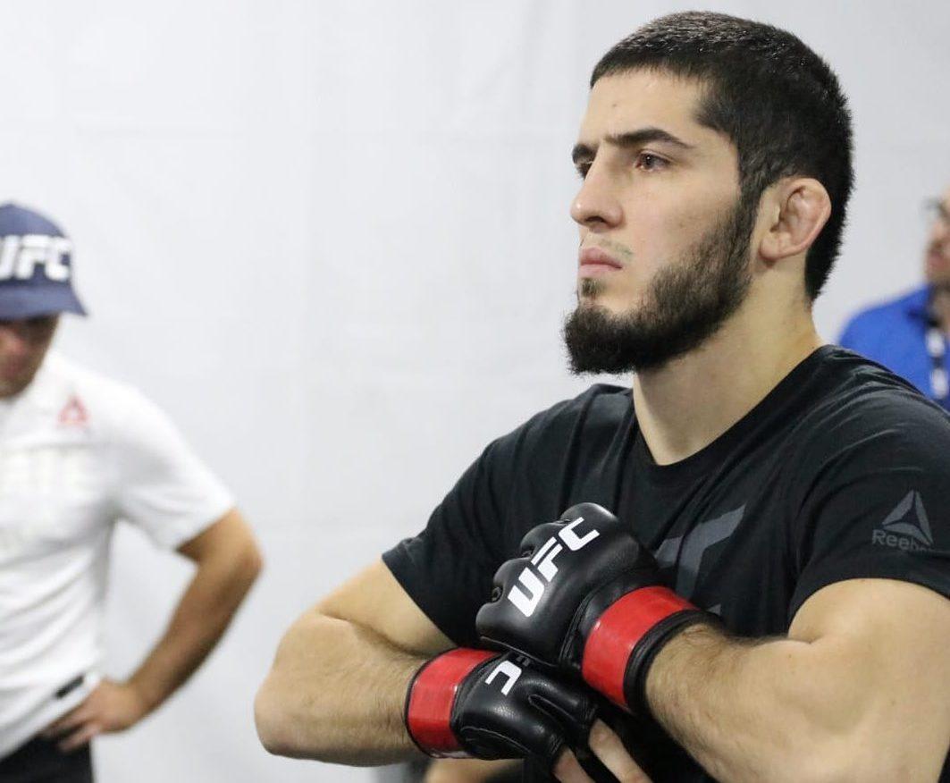 Ислам Махачев не выступит на турнире UFC 254