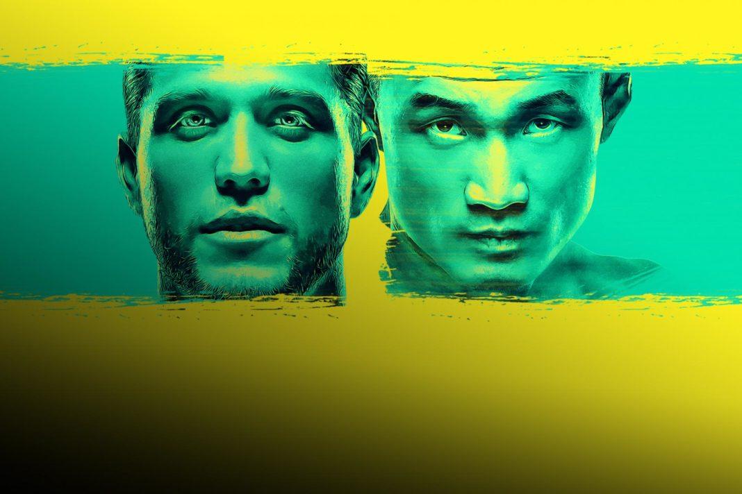 Кард турнира UFC Fight Night 180: Ортега - Корейский Зомби