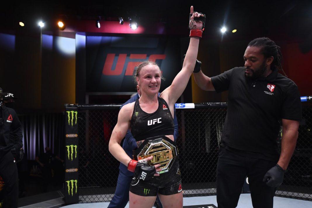 Валентина Шевченко назвала двух желаемых соперниц после победы на UFC 255