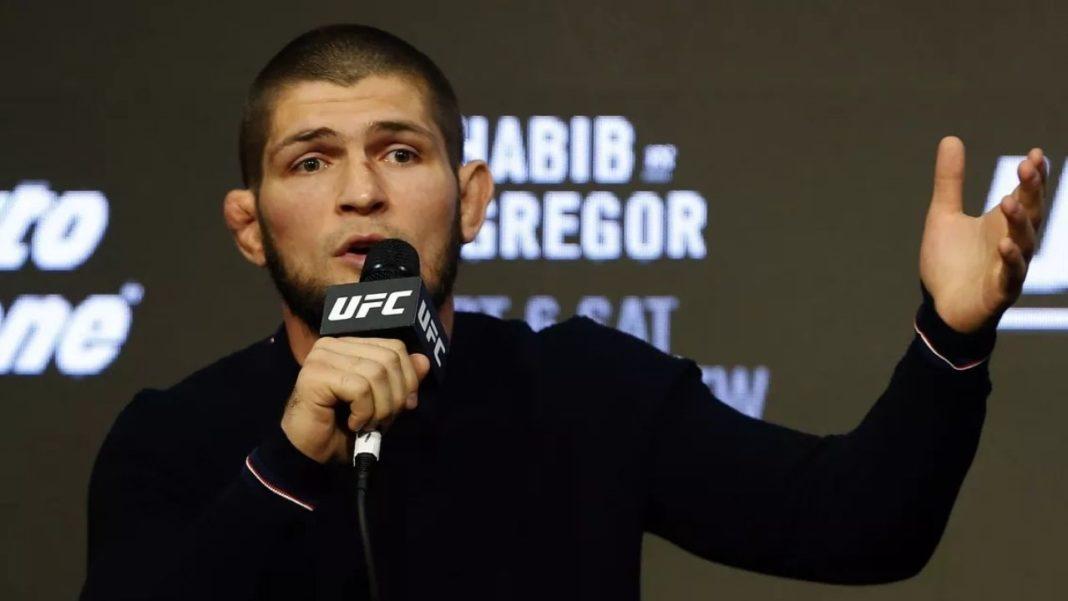 Хабиб Нурмагомедов о встрече с президентом UFC: