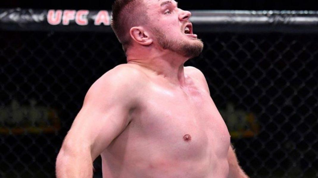 Александр Романов - после второй победы в UFC: Хочу подраться с Тыбурой и Розенстрайком