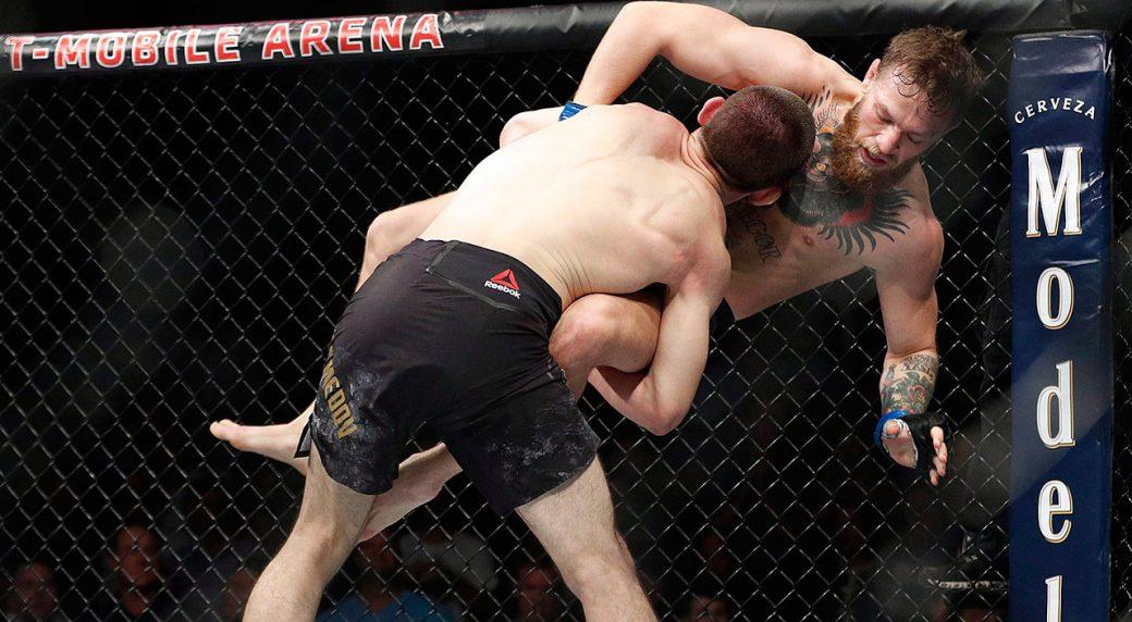 Член Зала Славы UFC считает Макгрегора