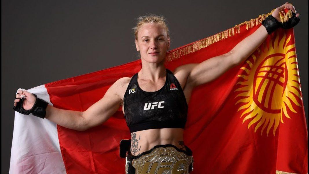 Джо Роган считает Валентину Шевченко примером того, почему UFC нужно увеличивать количество весовых категорий