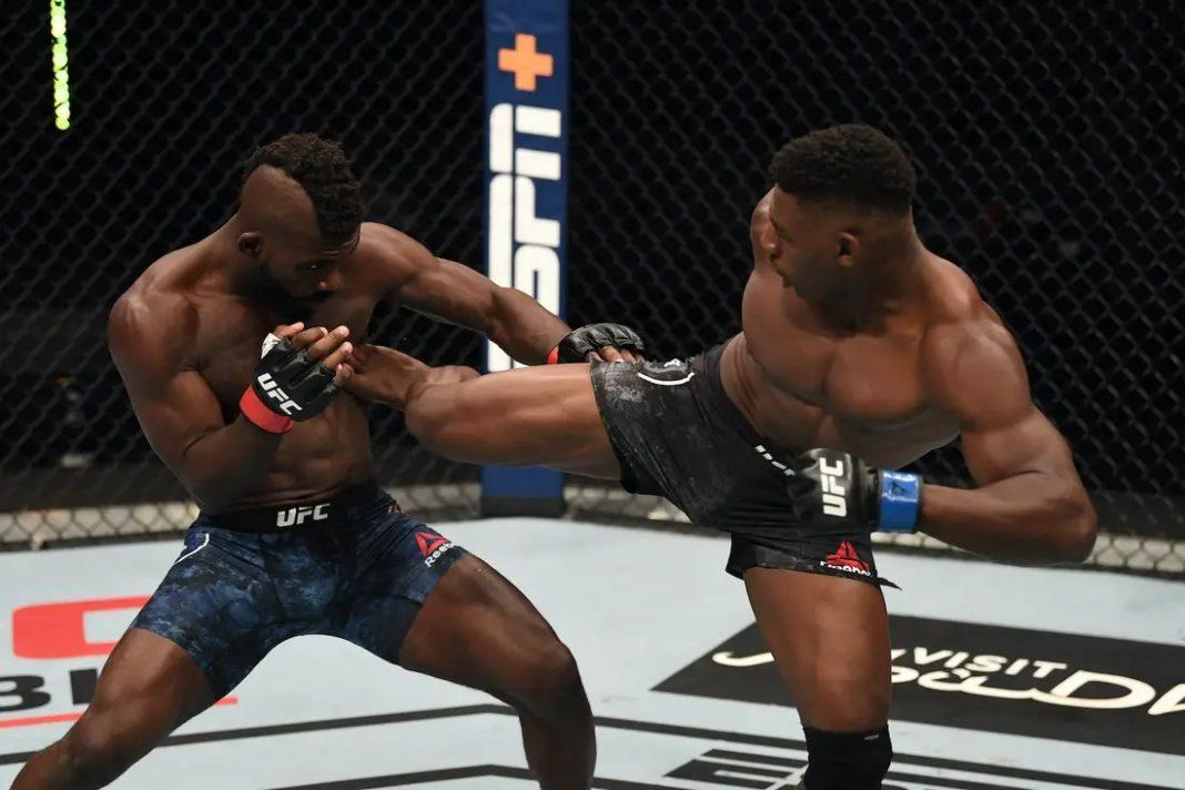 Хоаким Бакли намерен оформить еще один яркий нокаут на UFC 255
