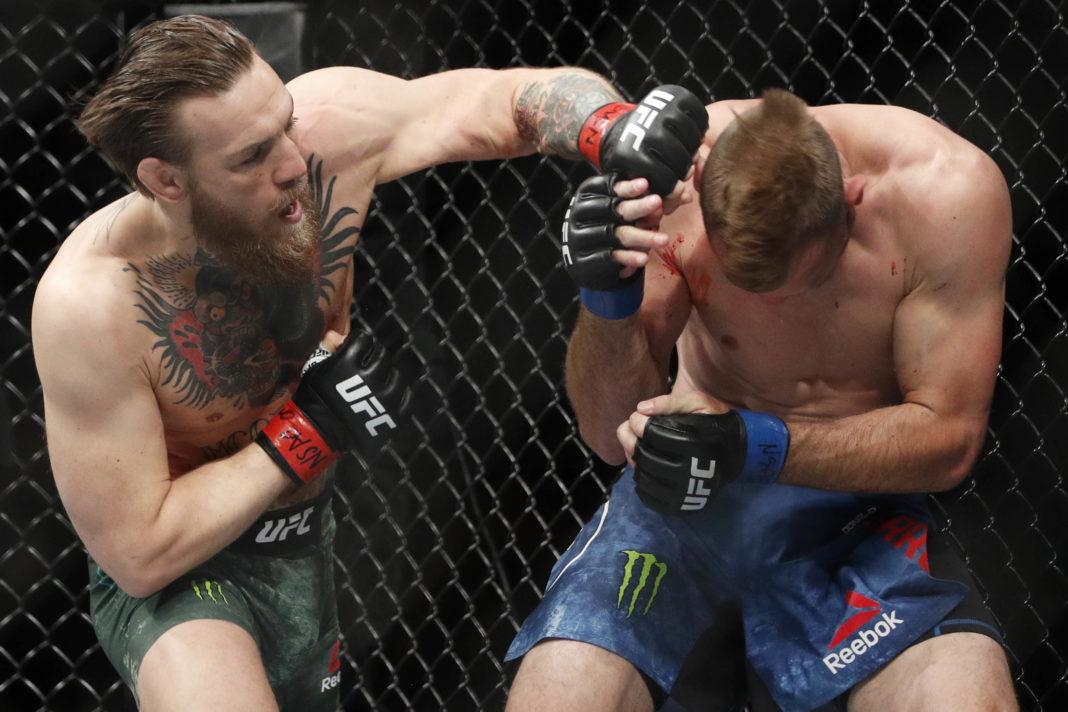 Бой Макгрегор - Серроне стал первым в UFC по продажам PPV в 2020 году