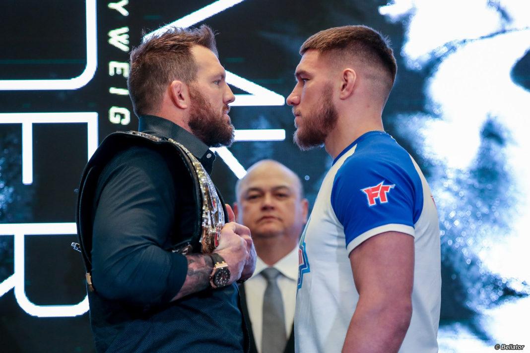 Президент Bellator рассказал о желании Райана Бейдера провести реванш с Вадимом Немковым