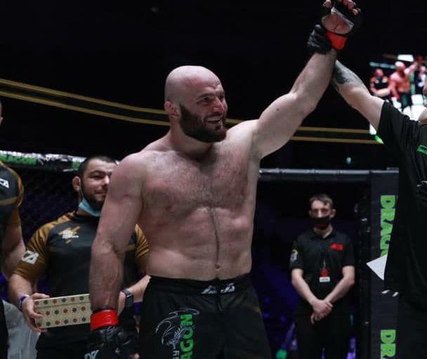 Магомед Исмаилов о победе над Штырковым: