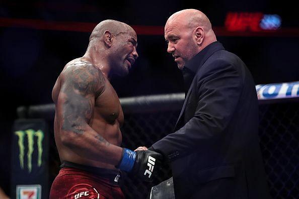 Дана Уайт об увольнении Йоэля Ромеро из UFC: Нам придется уволить еще 60 бойцов