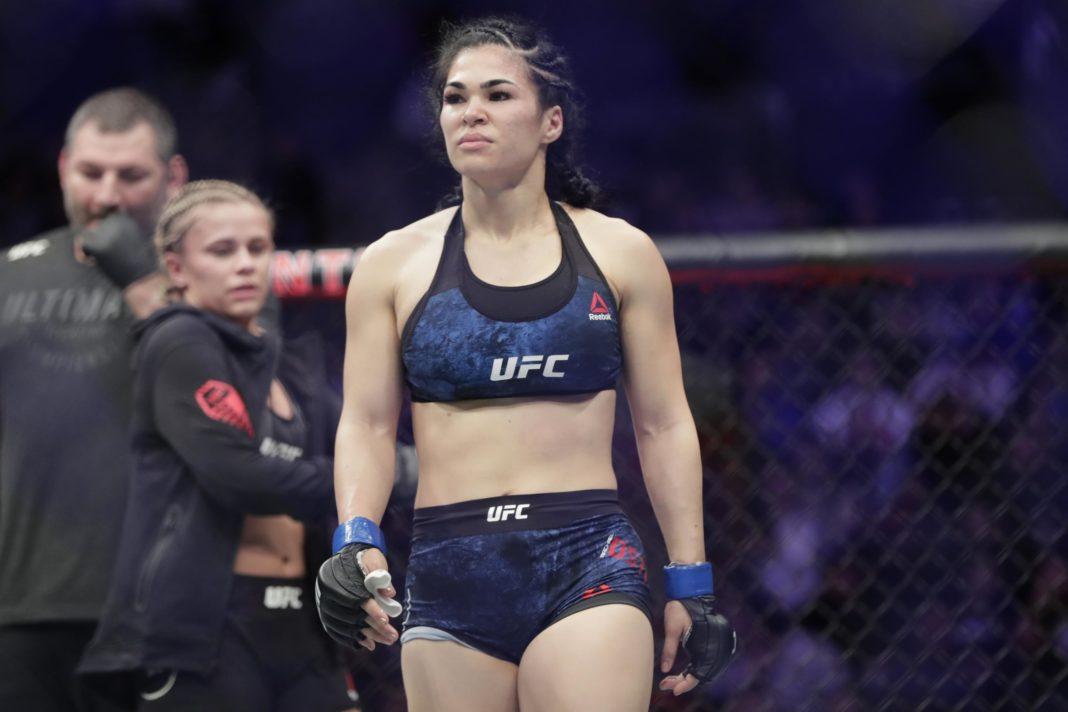 Рейчел Остович уволена из UFC