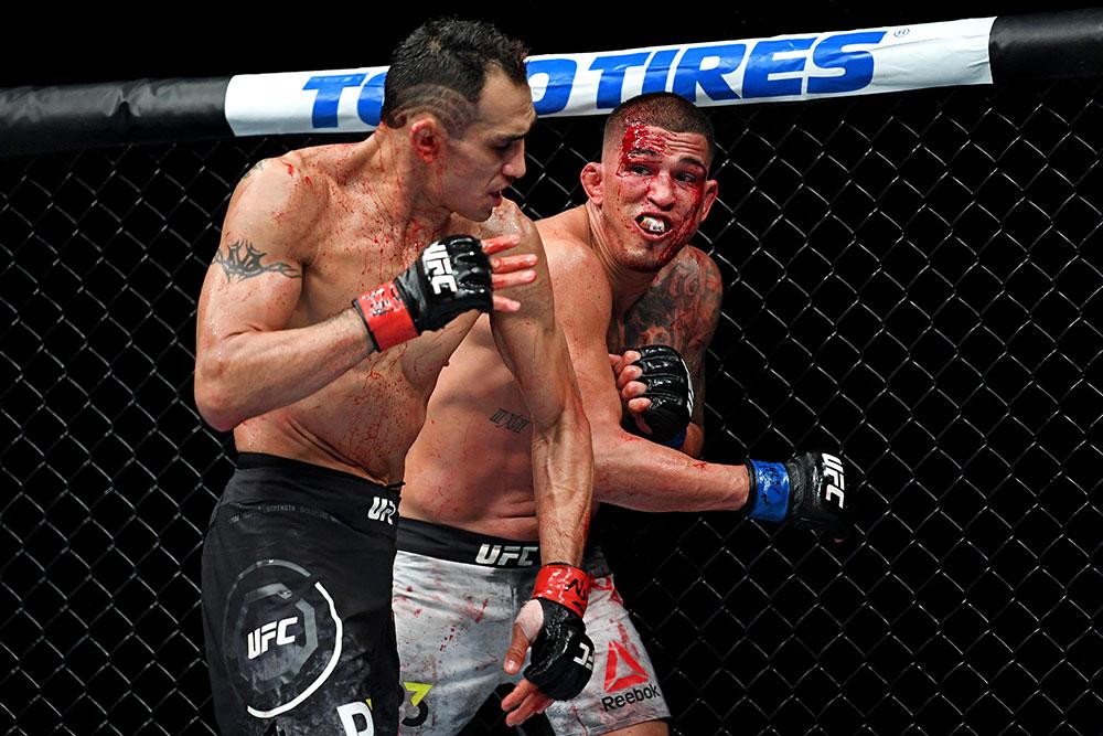 Энтони Петтис нацелен на реванш с Тони Фергюсоном после победы на UFC Fight Night 183