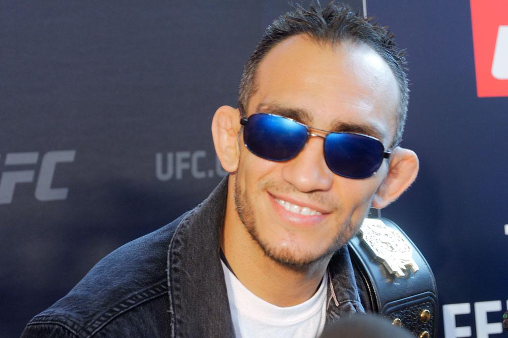 Тони Фергюсон откажется от боя на UFC 256, если Оливейра провалит взвешивание