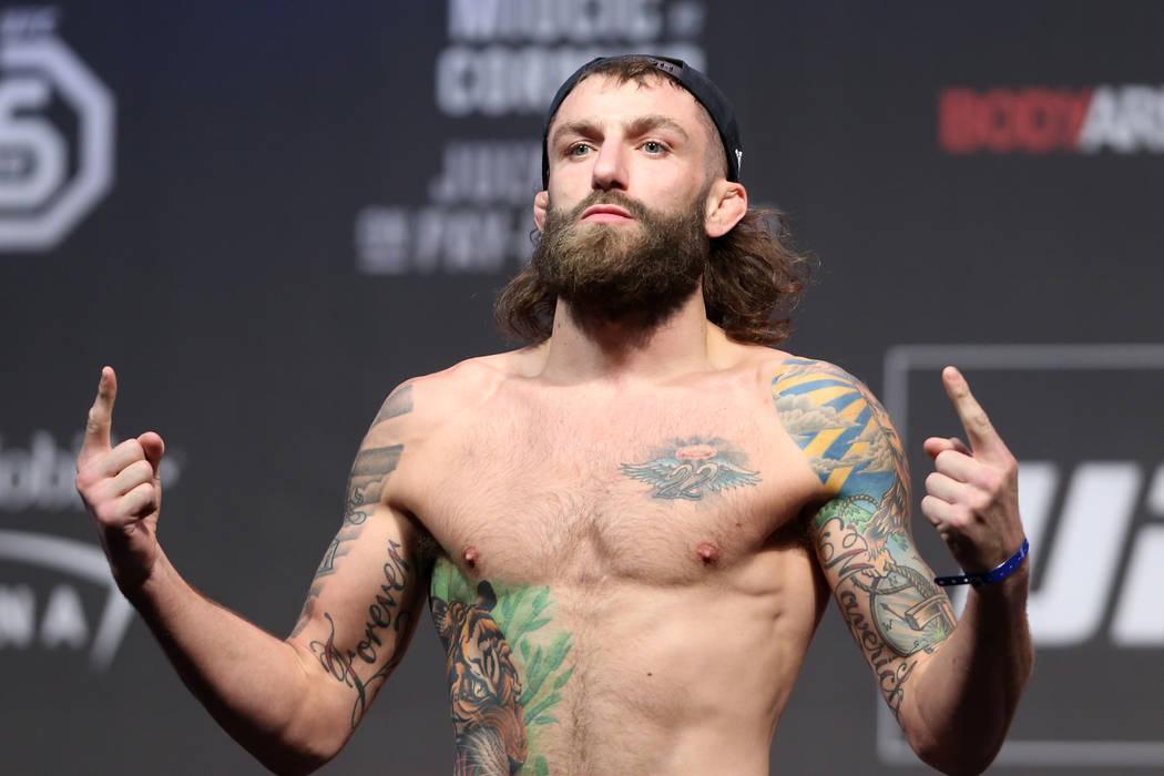 Результаты и видео взвешивания UFC on ESPN 20: Кьеса и Магни уложились в вес, Нурмагомедов перевесил Морозова