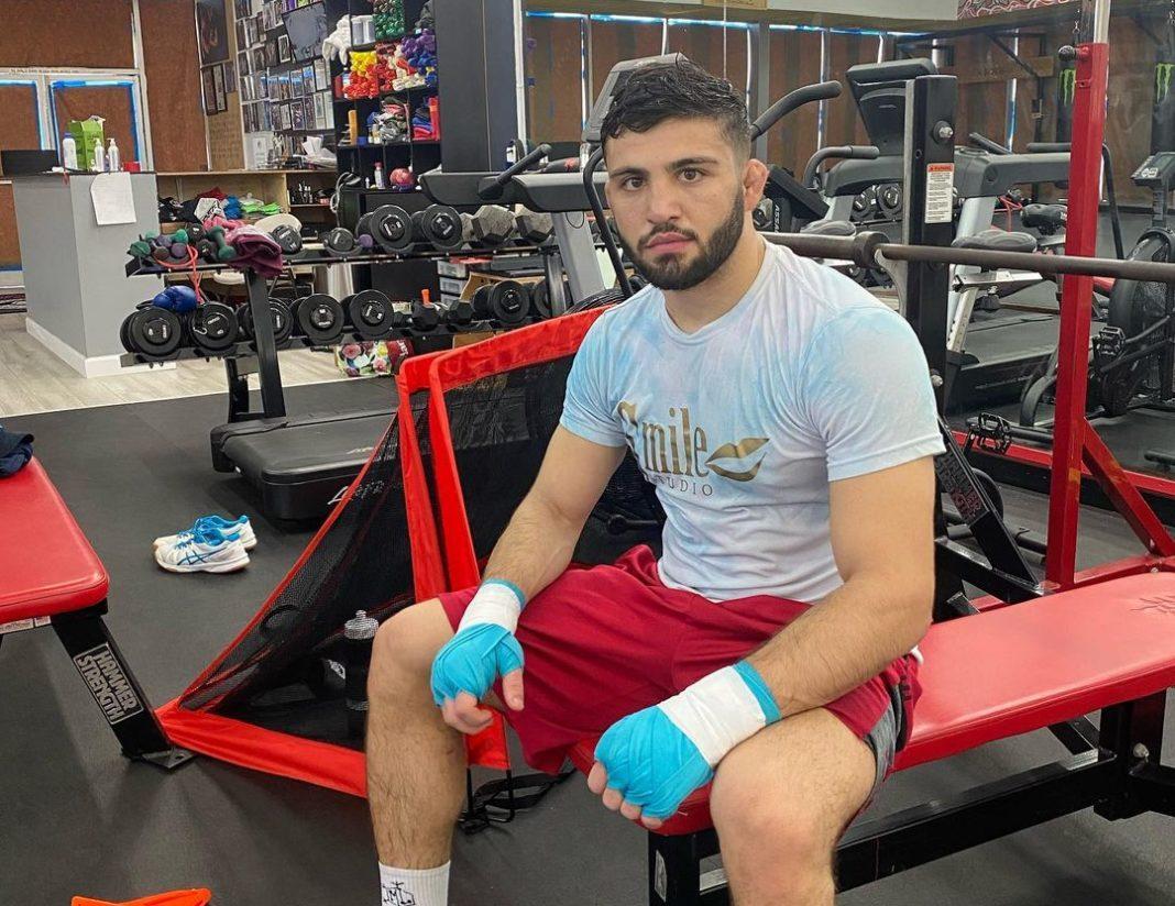 Арман Царукян о поединке с Хакпарастом на UFC 257: