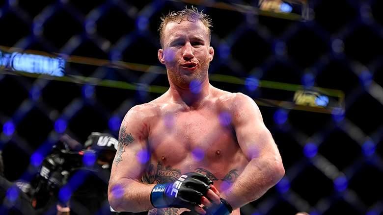 Джастин Гэтжи может покинуть UFC, если Конор Макгрегор получит титульный бой