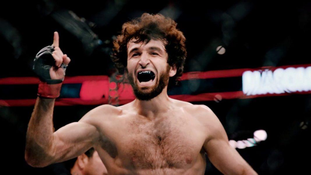 Президент UFC назвал сроки следующего боя Забита Магомедшарипова