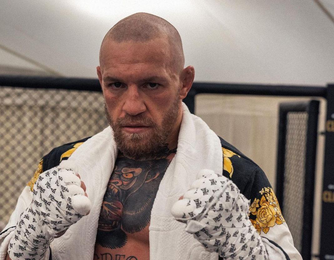 Конор Макгрегор пообещал нокаутировать Дастина Порье за 60 секунд на UFC 257