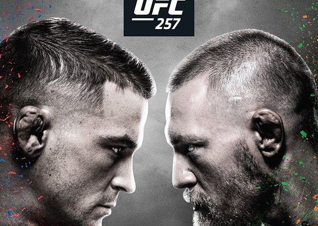 Кард турнира UFC 257: Порье - Макгрегор 2
