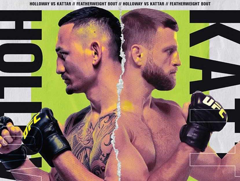 Кард турнира UFC on ABC 1: Холлоуэй - Каттар
