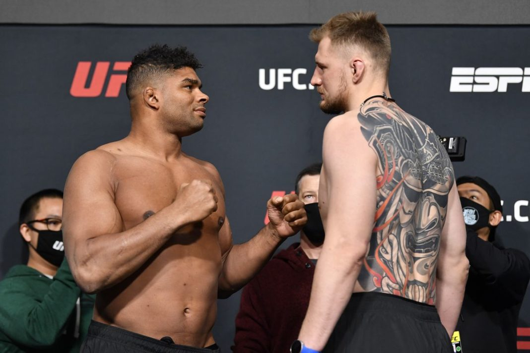 Результаты турнира UFC Fight Night 184: Оверим - Волков
