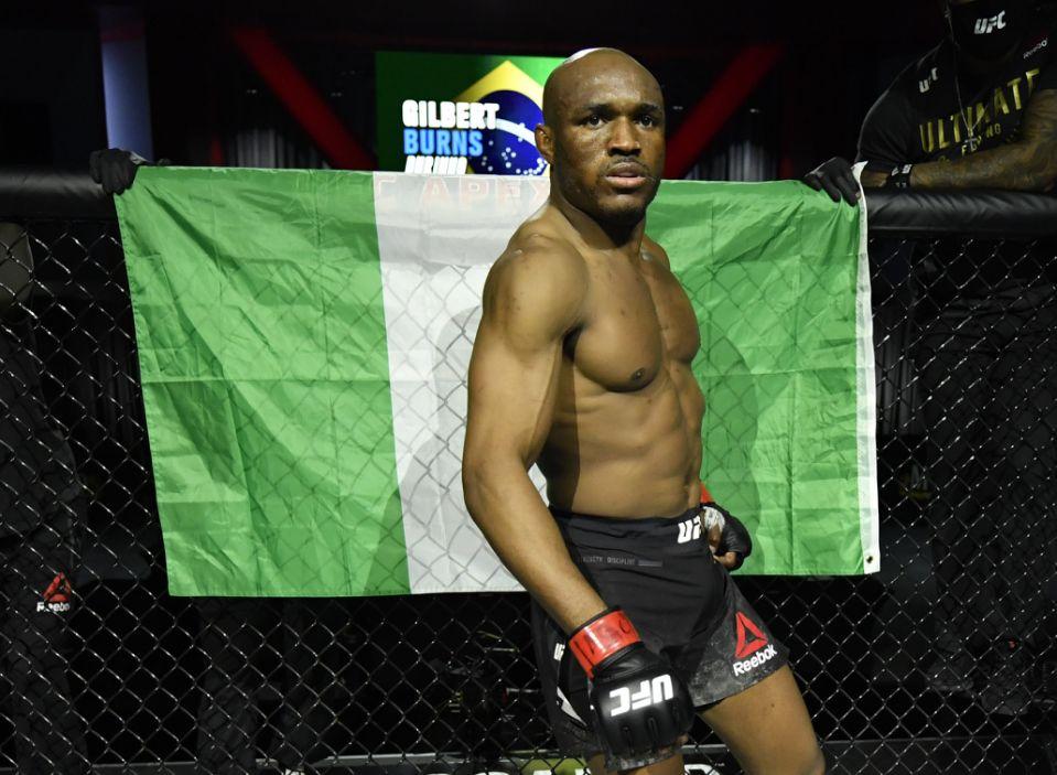 Камару Усман хочет провести реванш с Масвидалем после досрочной победы над Бернсом