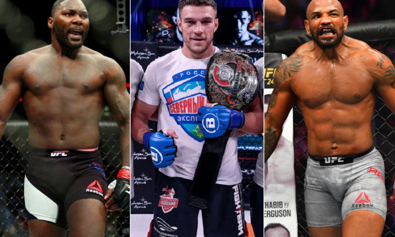 Гран-при в полутяжелом весе Bellator с участием Немкова, Ромеро и Джонсона состоится в апреле