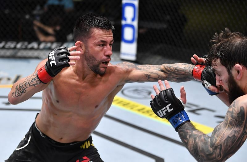 Педро Муньос хочет стать первым соперником Ти Джея Диллашоу после его возвращения в UFC