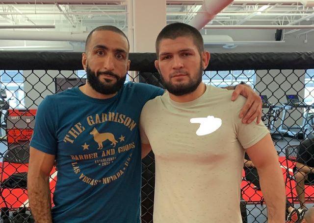Белал Мухаммад рассказал о тренировке с Хабибом Нурмагомедовым в преддверии боя с Эдвардсом