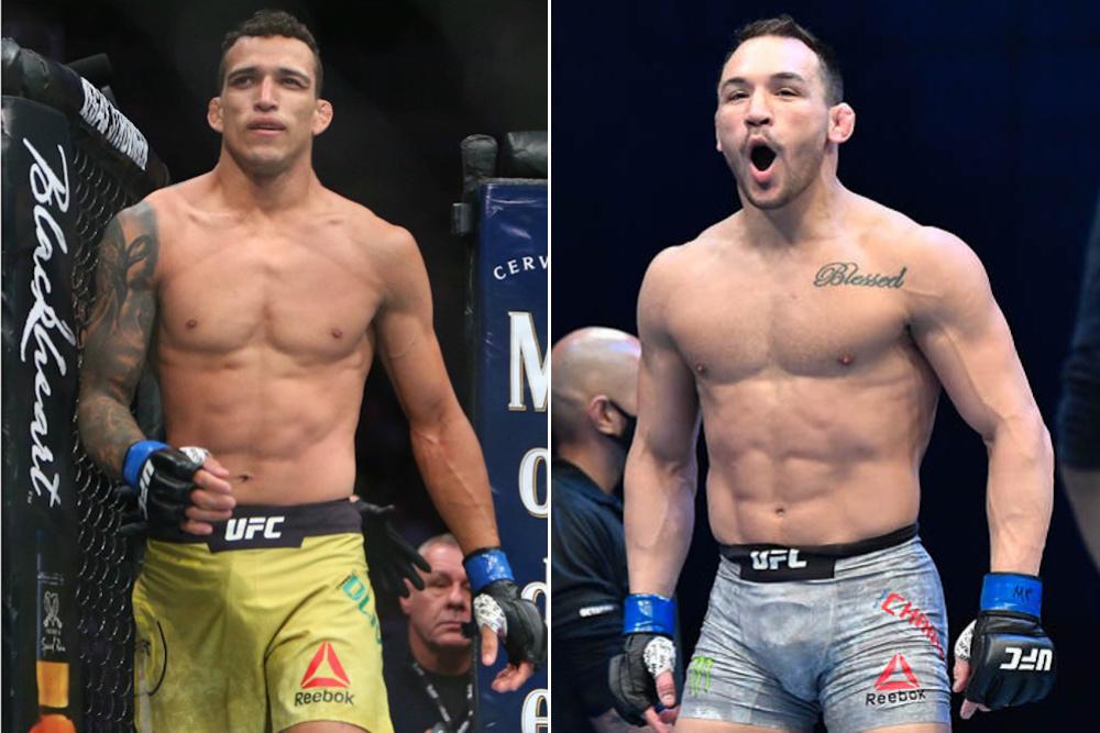Бой за вакантный титул в легком весе между Оливейрой и Чендлером состоится на UFC 262