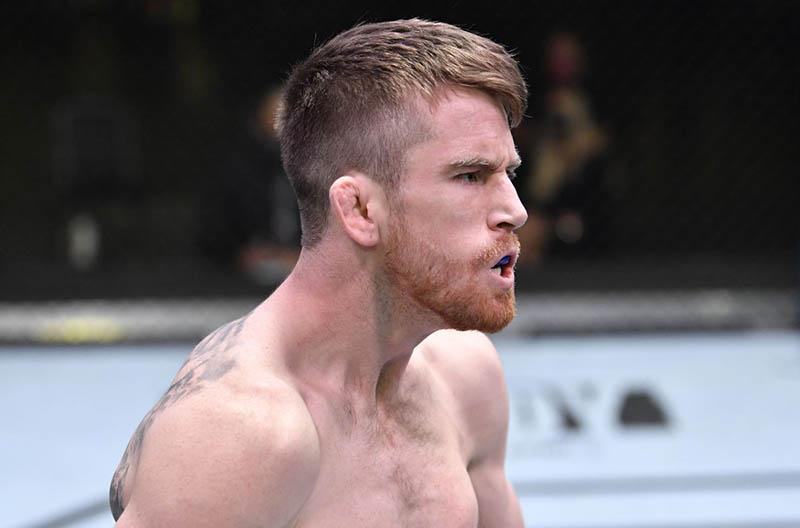 Кори Сэндхаген рассказал, что UFC предложили ему бой с Ти Джеем Диллашоу