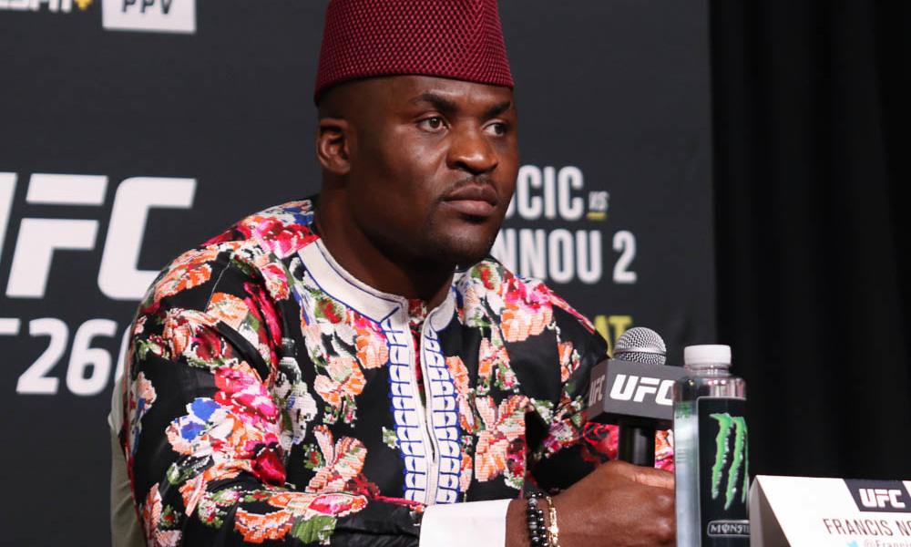 Фрэнсису Нганну: Ненавижу пересматривать первый бой с Миочичем, потому что не узнаю себя