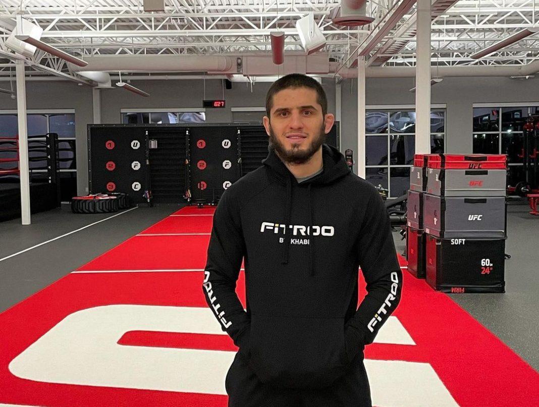 Ислам Махачев не исключает, что подерется за титул UFC до конца 2021 года