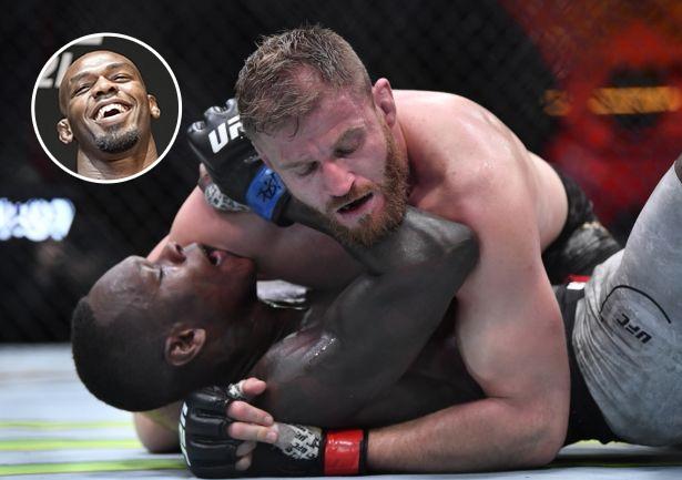 Джон Джонс отреагировал на поражение Адесаньи на UFC 259, больше не заинтересован в поединке с Исраэлем