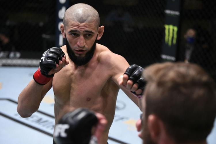 Менеджер Чимаева назвал вероятного соперника Хамзата по возвращении в UFC