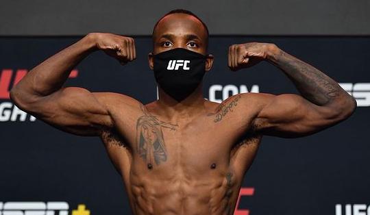 Результаты и видео взвешивания UFC Fight Night 187: Эдвардс - Мухаммад